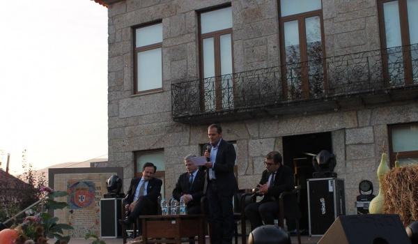 Sessão de Abertura da XV Feira-Mostra de S. Martinho nas Terras do Gerês