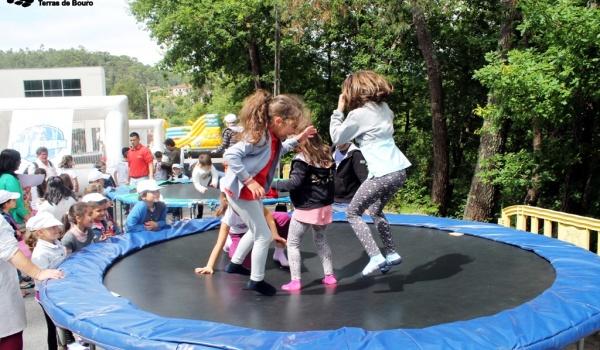 Comemoração do Dia Mundial da Criança em Terras de Bouro a 1 de junho