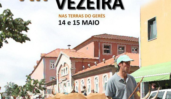 Subida das Vezeiras de Vilar da Veiga e Rio Caldo para a serra do Gerês no próximo fim de semana