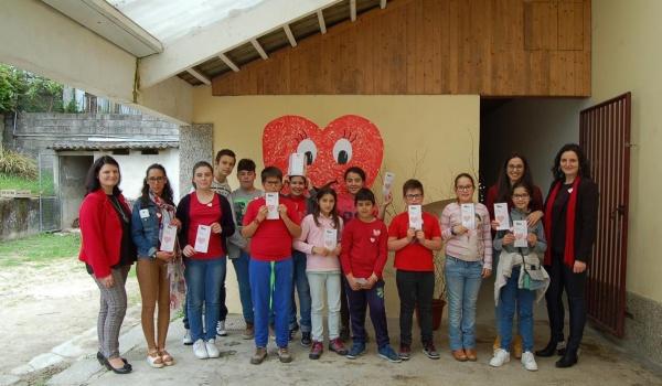 O Centro Municipal de Valências realizou durante o mês de maio a quarta edição do mês do coração com rastreios e Mega Aula de Fitness