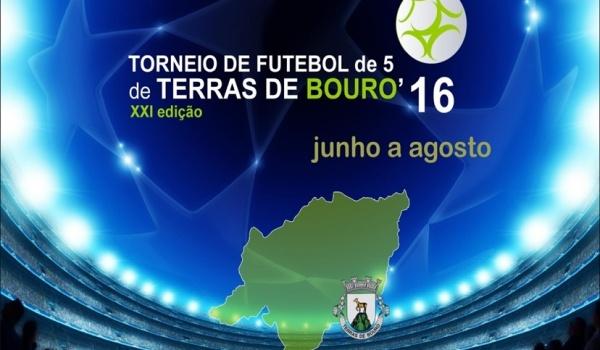 Torneio Concelhio de Futebol de 5 em Terras de Bouro