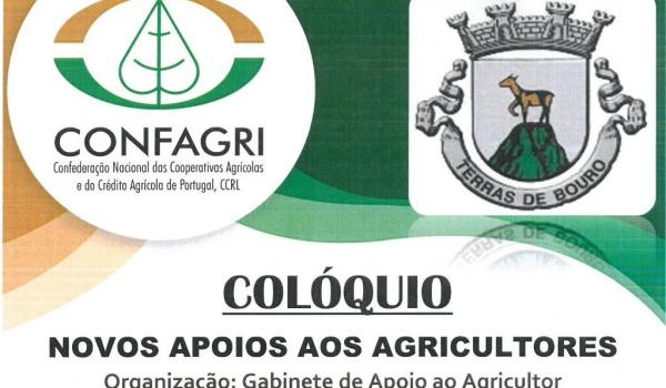 Colóquios sobre novos apoios aos agricultores de Terras de Bouro