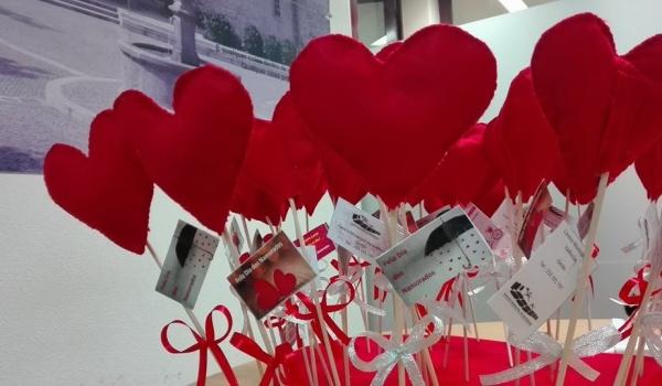 O Centro Municipal de Valências assinala o Dia dos Namorados