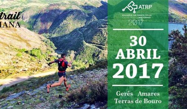 Ultra Trail da Geira  Romana a 30 de abril