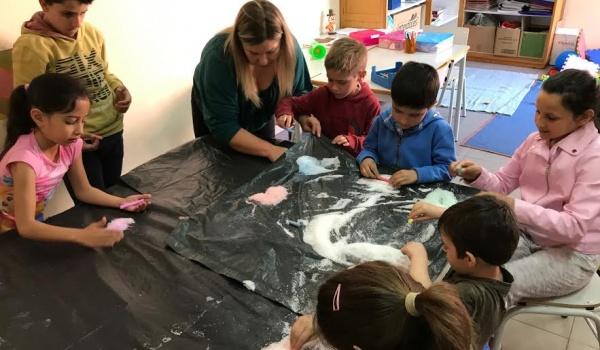 O Centro Municipal de Valências proporcionou Atividades de Tempos Livres de Páscoa - ATL`s a crianças do concelho