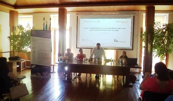 """Terras de Bouro recebeu seminário sobre """"O que é importante os consumidores saberem sobre o fornecimento de energia"""""""