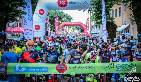 Gerês Granfondo atraiu mais de 2 mil ciclistas à Vila do Gerês