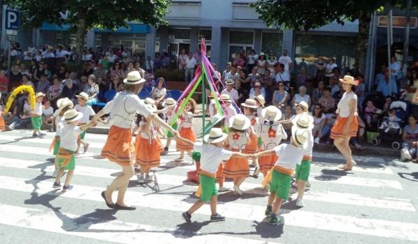Marchas Populares infantis coloriram a Vila de Terras de Bouro