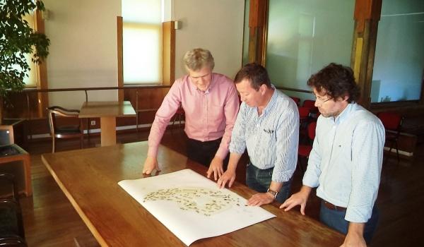Apresentação de projeto de investimento na área do Turismo