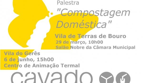 Campanha de Sensibilização Intermunicipal para Recolha Seletiva e Compostagem doméstica no Cávado terá duas sessões em Terras de Bouro