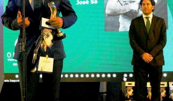 """XXI gala dos troféus desportivos """"O Minhoto"""""""