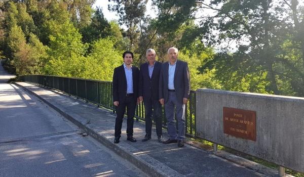 Presidentes dos Municípios de Amares, Terras de Bouro e Vila Verde contra construção de nova ETAR em Souto