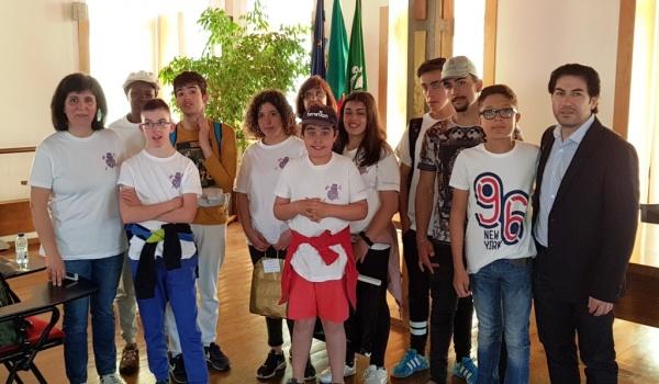 Visita de estudo de alunos da EB Francisco Sanches a Terras de Bouro