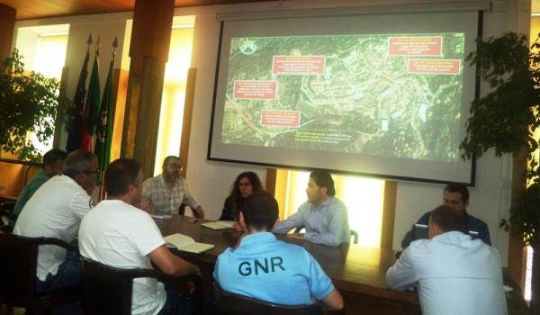 Segurança foi tema em Destaque na Reunião de Preparação das Festas Concelhias