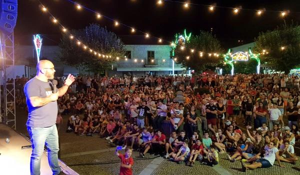 Multidão Encheu a sede do Concelho no Primeiro Dia das Festas Concelhias