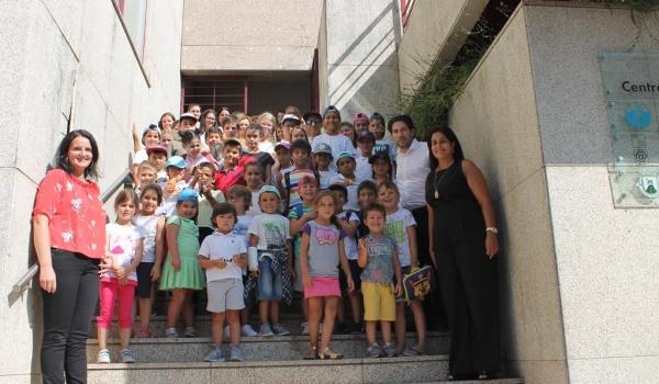 Centro Municipal de Valências encerrou  em festa as Oficinas de Verão 2018