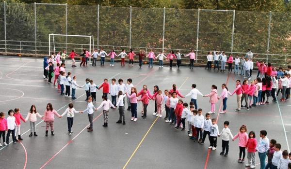 Campanha Onda Rosa 2018 da Liga Portuguesa contra o Cancro em Terras de Bouro