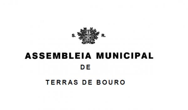 Sessão Extraordinária da Assembleia Municipal a 25 de janeiro