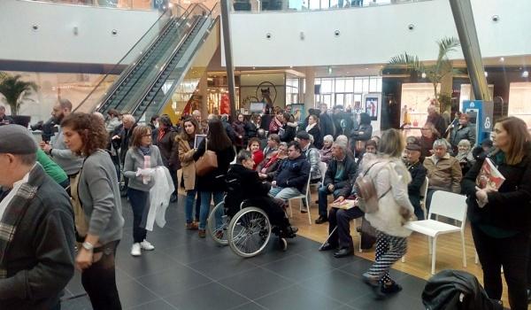 Projeto Bem Envelhecer facultou sessão cinematográfica em Braga