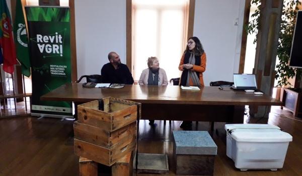 """Projeto Revitagri – PNPG promoveu workshop sobre """"Permapicultura"""""""