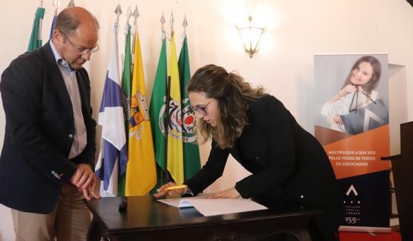 Terras de Bouro assinou Protocolo do plano de Adesão Plena ao CIAB – Tribunal Arbitral de Consumo