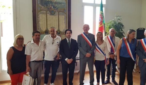 Geminação com Le Beausset proporciona visita a França