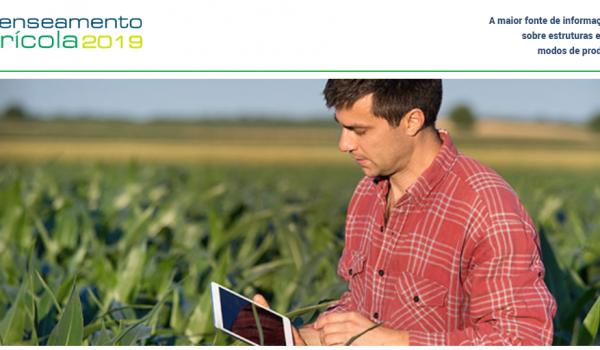 Recrutamento de Entrevistadores para o Recenseamento Agrícola 2019