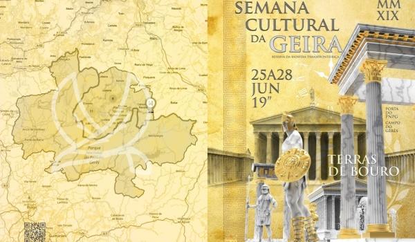 Semana Cultural da Geira de 25 a 28 de junho no Núcleo Museológico do Campo do Gerês