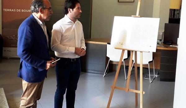 """Inauguração da Exposição fotográfica """"Segredos do Cávado"""" nos Paços do Concelho da Câmara Municipal de Terras de Bouro"""