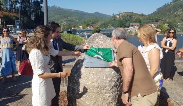 Terras de Bouro homenageou José Saramago