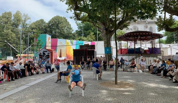 Projeto Bem Envelhecer em Guimarães