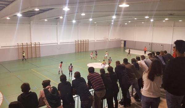 Torneio Concelhio de Futsal na reta final