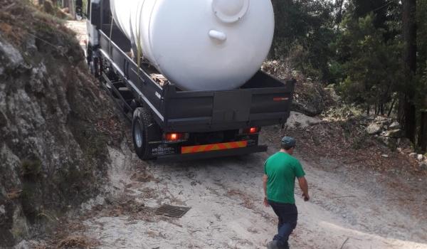 Município de Terras de Bouro reforça rede de água em Vilar da Veiga