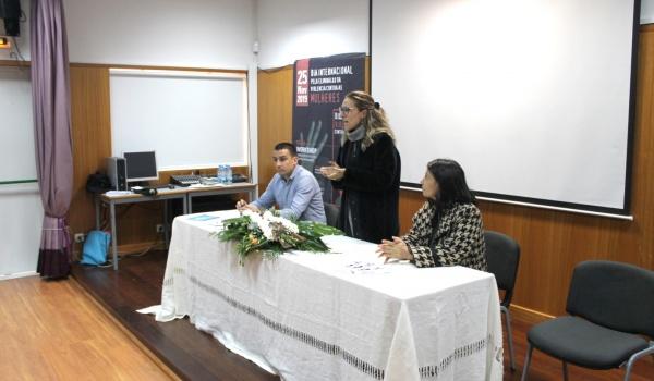 Município de Terras de Bouro assinalou o Dia Internacional para a Eliminação da Violência contra as Mulheres