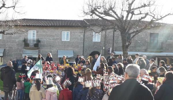 A tradição das Janeiras na Câmara Municipal de Terras de Bouro