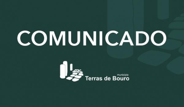 MEDIDAS DE APOIO DOS MUNICÍPIOS
