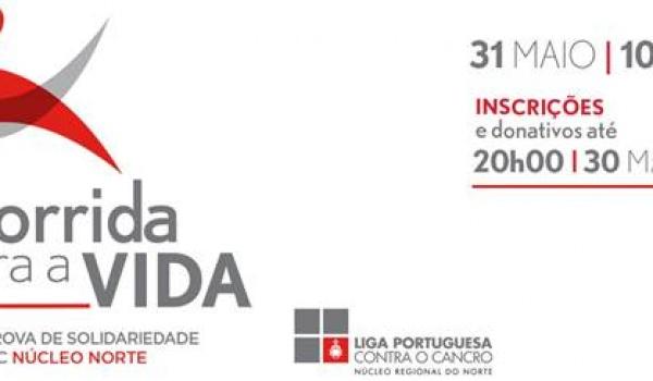 Liga Portuguesa Contra o Cancro-NRN   Corrida para a Vida