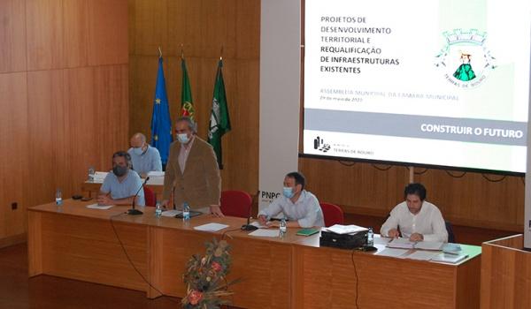 Assembleia Municipal de Terras de Bouro reuniu na Vila do Gerês