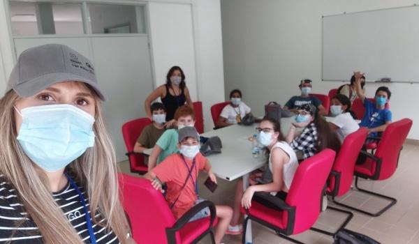 Verão na Geira - Férias em Ação: CLDS 4GEIRA dinamiza atividades de verão para jovens