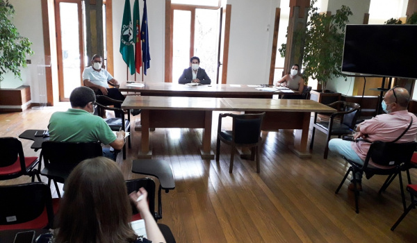 Comissão Municipal de Proteção Civil reuniu a 15 de setembro