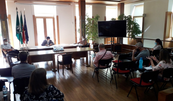 Proteção Civil Municipal, Centros Sociais e IPSS reuniram a 15 de setembro