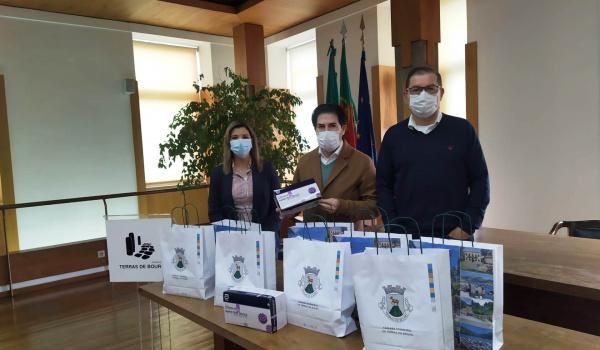 Município de Terras de Bouro distribuiu testes rápidos às instituições do concelho