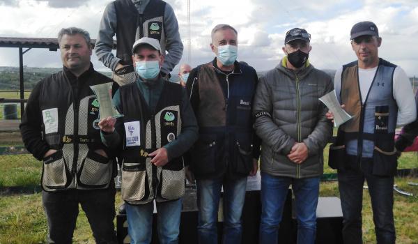 Terras de Bouro deixou boa marca na prova de Bragança - 3ª JORNADA DO XIX CIRCUITO INTERCLUBES DE TIRO AOS PRATOS/2021