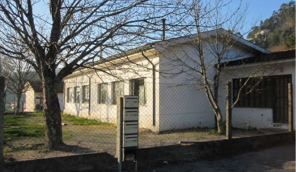Edital - Hasta pública das Escolas de Assento de Paradela, Valdosende.