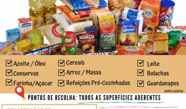 GEIRA MAIS PRÓXIMA: Banco Local de Voluntariado de Terras de Bouro leva a cabo 2ª Campanha Solidária de Recolha de Alimentos