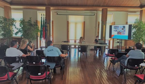Conselho Municipal de Educação realizou-se no dia 15 de julho