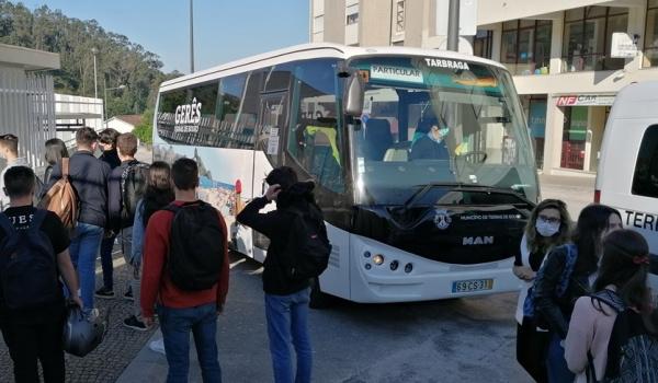TRANSPORTES ESCOLARES PARA O NOVO ANO LETIVO